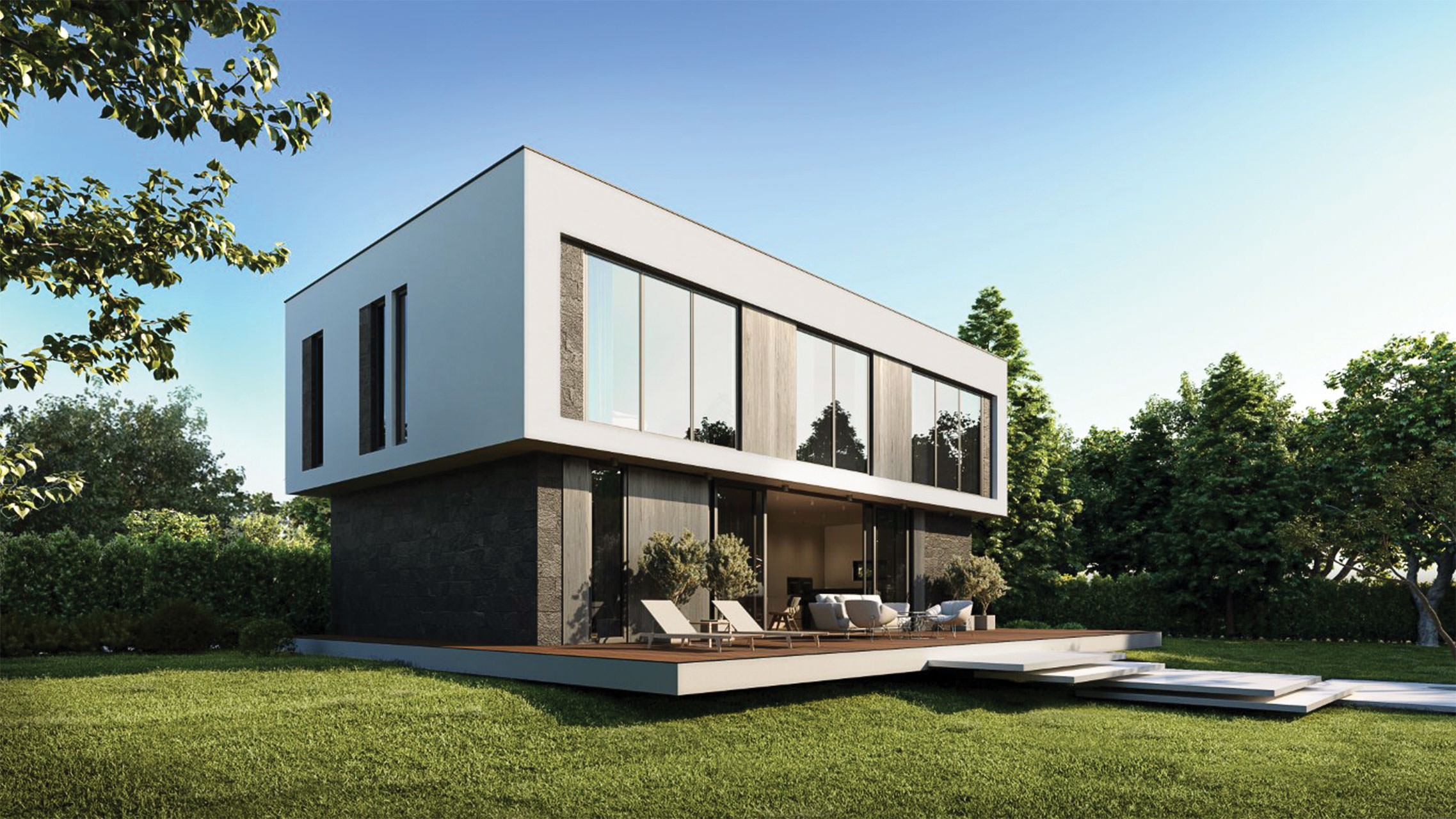 Къща 1